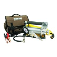Viair 450P Automatic Portable 12V, 150 PSI Air Compressor Kit for Vehicle Tires