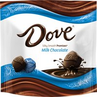 Dove Silky Smooth Promises Milk Chocolate Candy, 8.46 Oz.