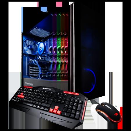Ibuypower View9000w Gaming Desktop Pc Vr Ready Intel I7 8700