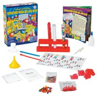 The Magic School Bus - Diving into Slime, Gel, and Goop Science Experiments Kit