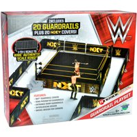NXT Guardrail Playset - WWE Ringside Exclusive Toy Wrestling Action Figure Accessories