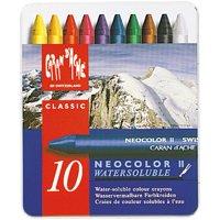 Caran d'Ache, Neocolor II Crayons, 10 Colors