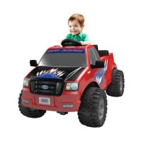 Power Wheels Lil' Ford F150 6V Battery-Powered Ride-On