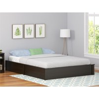 Ameriwood Home Platform Bed, Multiple Sizes and Finishes