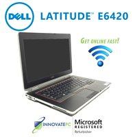 """Refurbished Dell Latitude E6420 Core i5-2520M 2.5GHz 4GB 250GB DVDRW 14"""" Laptop Windows 7 Professional"""