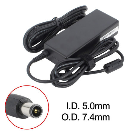 BattPit: New Replacement Laptop AC Adapter/Power Supply/Charger for HP Pavilion DV4-4143, 384021-001, 453198-001, 519329-003, AD9043-021G2, KG298AA, PPP012S-S (19V 4.74A 90W)