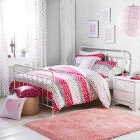Better Homes and Gardens Kids Dotted Stripes Bedding Comforter Set
