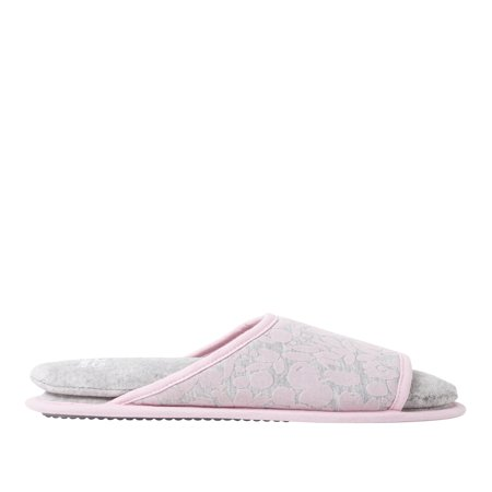 DF by Dearfoams Women's Cloud Step Slide Slippers slippers](Frozen Elsa Slippers)