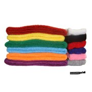 Kenz Laurenz Sweatbands 12 Terry Cotton Sports Headbands Sweat Absorbing  Head Band You Pick Colors d0e829fd073