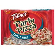 Totino's Triple Meat Party Pizza, 10.5 oz Container