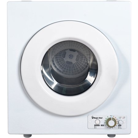 Magic Chef 2.6 cu ft Compact Electric Dryer,