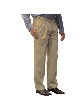 Men's Premium Pleat Front Khaki Pant