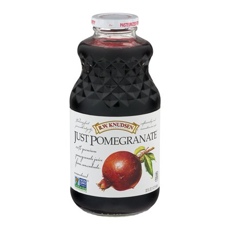 R.W. Knudsen Family Just Pomegranate Juice, 32 Fl. Oz.