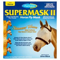 Farnam Supermask II Fly Mask, Without Ears