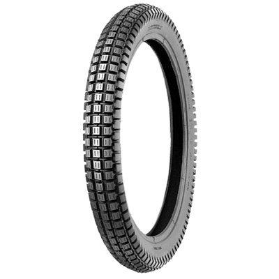 2.75x21 (45P) Tube Type Shinko SR241 Series Trials Tire for KTM Freeride 250 R