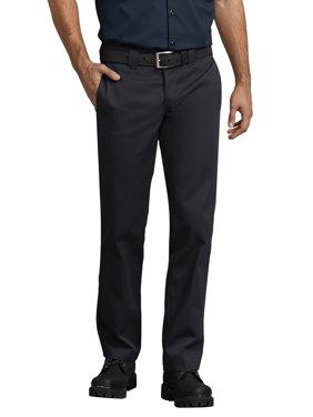 Men's Slim Fit Straight Leg Work Pants