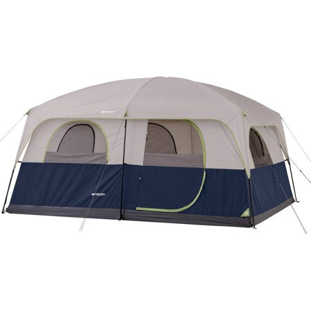 Backcountry Tent (Ozark Trail 14' x 10' Family Cabin Tent, Sleeps 10 )