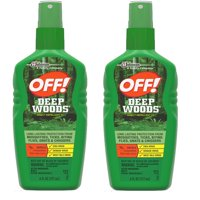OFF! Deep Woods Insect Repellent VII, 6 oz, 1 ct