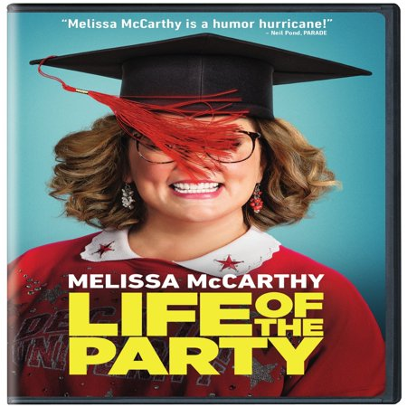 Life Of The Party (DVD)](Halloween Party Movie Park 2017)