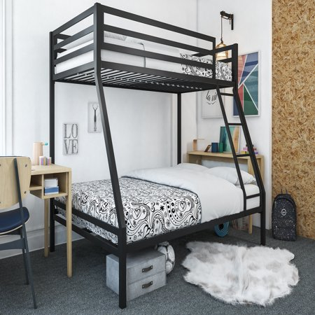 Mainstays Premium Twin Over Full Bunk Bed Multiple Colors