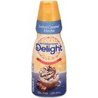 International Delight, Salted Caramel Mocha Coffee Creamer, 1 Quart