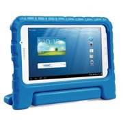 HDE Tab A 7.0 Tablet Case for Kids - Light Weight Shock Proof Cover - Child Proof Convertible Handle Protective Stand for 2016 Release Samsung Galaxy Tab A 7 Inch (Models SM-T280 / SM-T285) - Blue