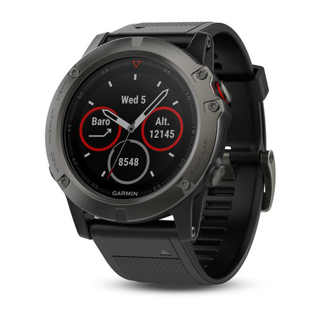 Garmin Fenix 5X Sapphire Ultimate Multisport GPS Watch](garmin approach s3 gps watch review)