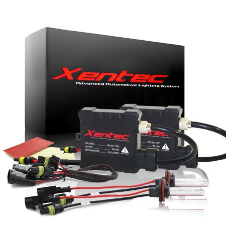 Xentec 8000K Xenon HID Kit for Dodge Ram 4000 1995-2002 Headlight 9004 Super Slim Digital HID Conversion Lights Conversion Kit 9004 Bulb