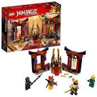 LEGO Ninjago Throne Room Showdown 70651
