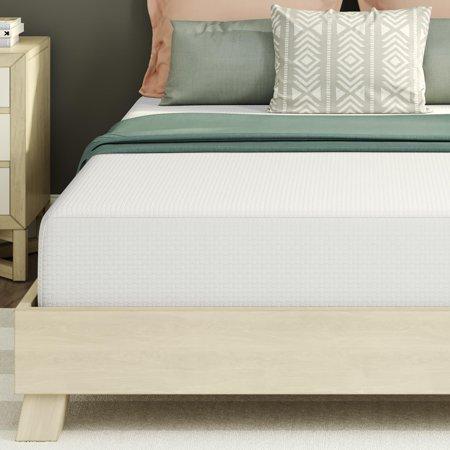 Signature Sleep Gold Inspire 12 Inch Memory Foam Mattress, (Signature Sleep Memoir 12 Memory Foam Mattress Queen)