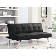 Serta Chelsea Convertible Sofa Futon Multiple Colors