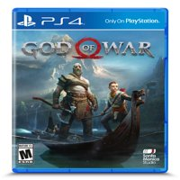 God of War, Sony, PlayStation 4, 711719506133