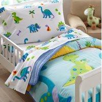 Olive Kids Dinosaur Land Toddler Bedding Sheet Set