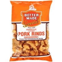 Better Made Special Barbecue Flavored Chicharrones Pork Rinds, 4.5 Oz.