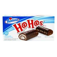 Hostess Ho Hos Snack Cakes, 10 count, 10 oz