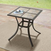 "Mainstays Heritage Park Patio Side Table 18"" x 18"""