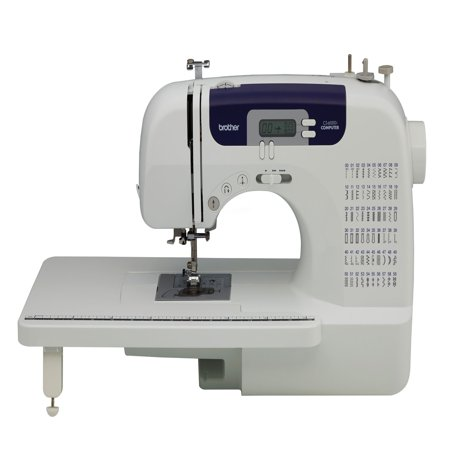 Brother CS6000i Feature-Rich Computerized Sewing Machine With 60 Built-In Stitches Brother Sewing Machine User Manual