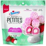 Hostess Premium Bakery Petites Cake Delight Strawberry & Creme 7.9oz Bag
