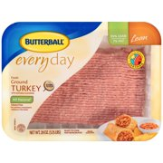 Butterball Everyday 93% Lean/7% Fat Ground Turkey 1.4 lb