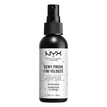 NYX Professional Makeup Makeup Setting Spray, Dewy](Witch Makeup Looks)