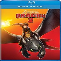 How to Train Your Dragon 2 (Blu-ray + Digital Copy)