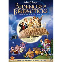 Bedknobs and Broomsticks (DVD)
