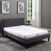 Modern Sleep Cool Gel Memory Foam 6-Inch Mattress, Multiple Sizes