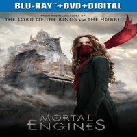 Mortal Engines (Blu-ray + DVD + Digital Copy)