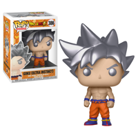 Funko Pop Animation: Dragon Ball Super - Goku (Ultra Instinct Form)
