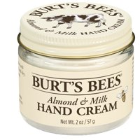 Burt's Bees Almond &  Milk Hand Cream - 2 oz Jar