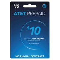 AT&T PREPAID℠ $10 (Email Delivery)