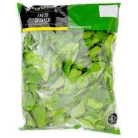 Marketside Fresh Spinach, 10 oz