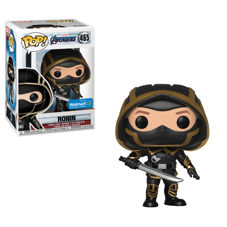 - Funko POP! Marvel: Avengers Endgame - Ronin (Walmart Exclusive)