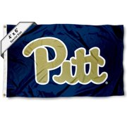 lowest price ac977 69411 Pittsburgh Panthers Script Pitt 4  x 6  NCAA Flag